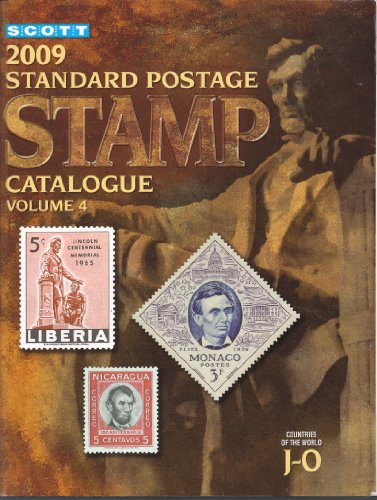 Scott 2009 Standard Postage Stamp Catalogue