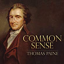 Common Sense (       UNABRIDGED) by Thomas Paine Narrated by Qarie Marshall