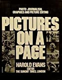 img - for Pictures on a Page: Photo-Journalism, Graphics and Picture Editing book / textbook / text book