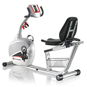 Schwinn 240 Recumbent Exercise Bike $281.19
