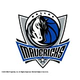 NBA Dallas Mavericks 4.5'' x 6'' Ultra Decal Cling at Amazon.com