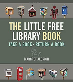 Book Cover: The Little Free Library Book