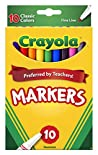 Crayola Chalk, 12 ct, Assorted Colors