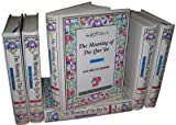 img - for Tafheem-ul-qur'an (Meanings of the Quran - 6 Vols) - English book / textbook / text book