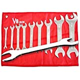 V8 Tools (V8 8109) 9 Piece Super Thin Wrench Set