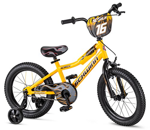 Schwinn-Boys-Scorch-Bicycle-16-Yellow