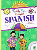 img - for Teach Me Everyday Spanish Volume 2 - Celebrating the Seasons (Spanish Edition) (Teach Me Everyday Language) book / textbook / text book