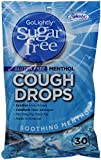 GoLightly Sugar-Free Cough Suppressant, Menthol, 30-Count (Pack of 24)