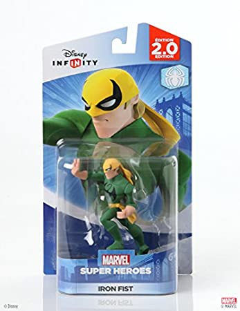 Disney INFINITY: Marvel Super Heroes (2.0 Edition) Iron Fist Figure