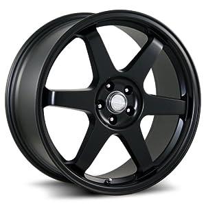 Katana K102 Matte Black Wheel (18X9)