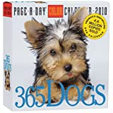 365 Dogs Page-A-Day Calendar 2010 ~ Workman Publishing