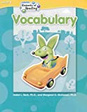 img - for Steck-Vaughn Elements of Reading - Vocabulary Student Book (Level B - 2nd Grade) book / textbook / text book
