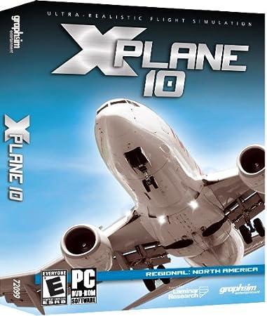 X-Plane 10 Regional North America