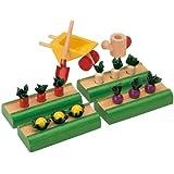 PlanToys - Huerto, set de accesorios para muñecas (9844)