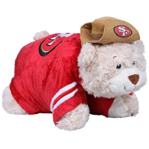 NFL San Francisco 49ers Pillow Pet from Fabrique Innovations