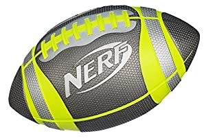 Nerf N-Sports Pro Grip Football, Green