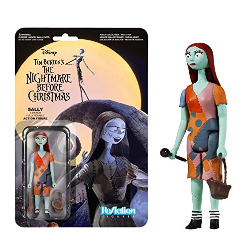 ReAction Nightmare Before Christmas Sally Figure - 1