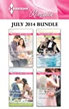 Harlequin Romance July 2014 Bundle: Her Irresistible Protector\The Maverick Millionaire\The Return of the Rebel\The Tycoon and the Wedding Planner
