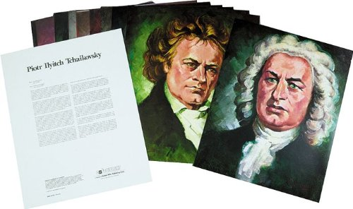 Portraits of Great Composers