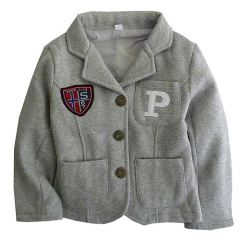 LW Royal School Kids Suit Jacket Full Lined,2 Colors