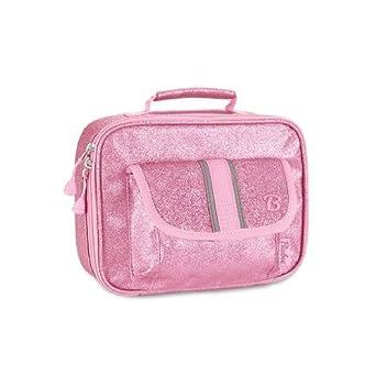 Bixbee Sparkalicious Lunchbox, Pink