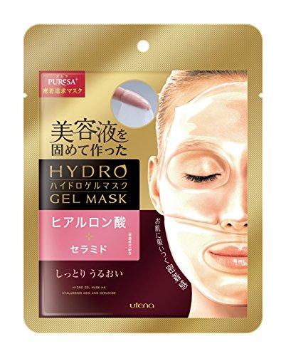 puresa(プレサ) ハイドロゲルマスク ヒアルロン酸 1回分 (25g)