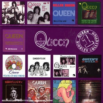 Queen - The Singles Collection - Zortam Music
