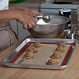 Artisan Non-Stick Silicone Baking Mat Set - 4 Pack