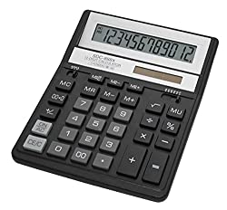 Citizen SDC-888XBK Basic Calculator