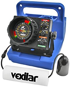 Vexilar FL-8se Genz Pack with 19 Degree Ice Flasher - GP0819 by Vexilar