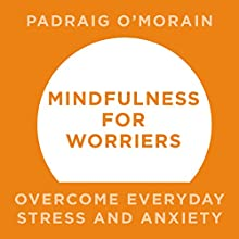 Mindfulness for Worriers: Overcome Everyday Stress and Anxiety (       UNABRIDGED) by Padraig O'Morain Narrated by Peter Vollebregt