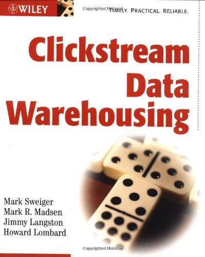 Clickstream Data Warehousing