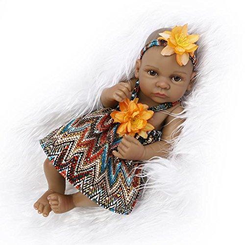 nicery-indian-style-black-skin-hard-simulation-silicone-vinyl-10inch-26cm-waterproof-toy-orange-girl