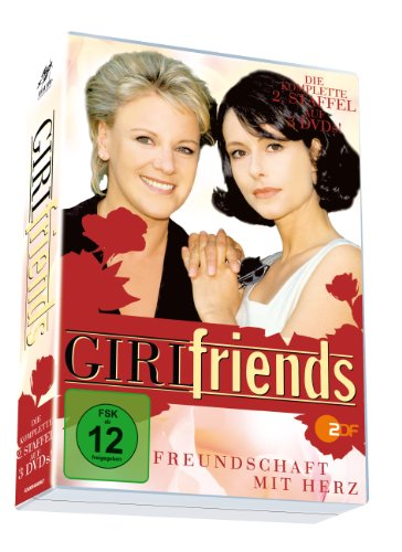 Girlfriends - die komplette 2. Staffel (3 DVDs)