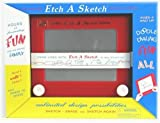 Ohio Art Etch A Sketch In 1960 Box