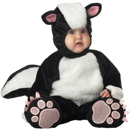 Lil' Stinker Costume - Infant Small front-827889
