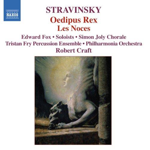 stravinsky - Stravinsky: opéras et autres oeuvres pour voix et orchestre 51sWMavTbdL