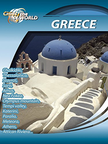 Cities of the World Greece on Amazon Prime Video UK