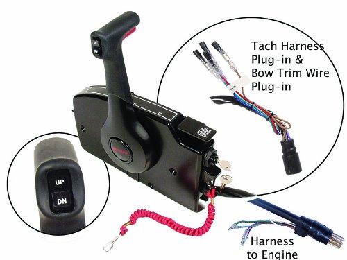 Remote Control MSC4K SD MT 15 foot Harness & P/T