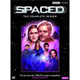 Spaced: The Complete Seriesby Simon Pegg
