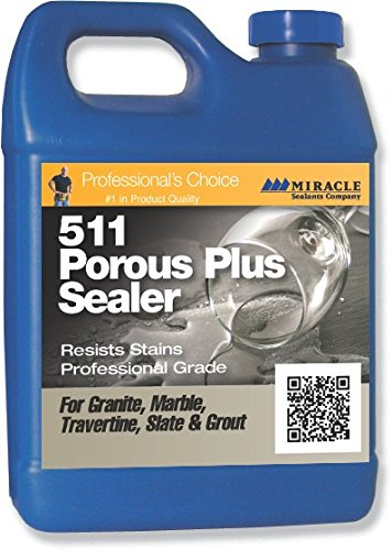 Miracle Sealants PLUS QT SG 511 Porous Plus Penetrating Sealer, Quart (Exterior Wood Sealer compare prices)