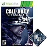 Call of Duty: Ghosts + Free Fall Dynamic Map DLC [English Version] Xbox 360 GAME [Xbox 360]