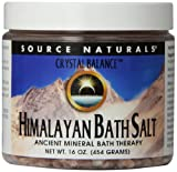 HIMALAYAN BATH SALT (16oz) 454g