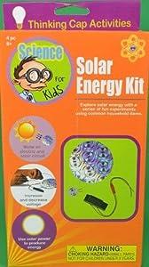 Science For Kids Solar Energy Kit Educational
