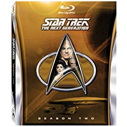 Star Trek: The Next Generation - Season Two [Blu-ray]