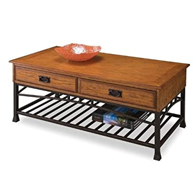 Wood Cocktail Table