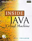 img - for Inside the Java Virtual Machine with CDROM (Java Masters) by Bill Venners (1997-09-01) book / textbook / text book