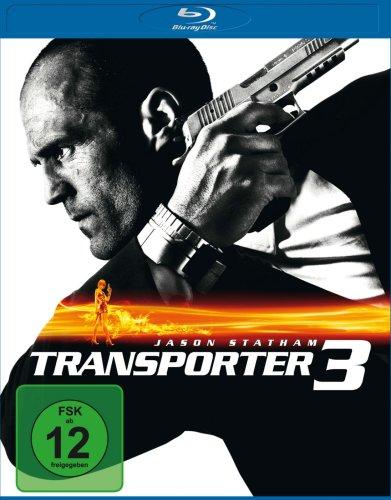 Transporter 3 [Blu-ray]