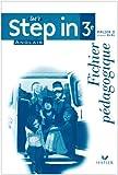 Anglais 3e Let's step in : Fichier pédagogique