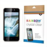Rainbow Crystal Clear Screen Protector For Iball Andi 4.5M Enigma